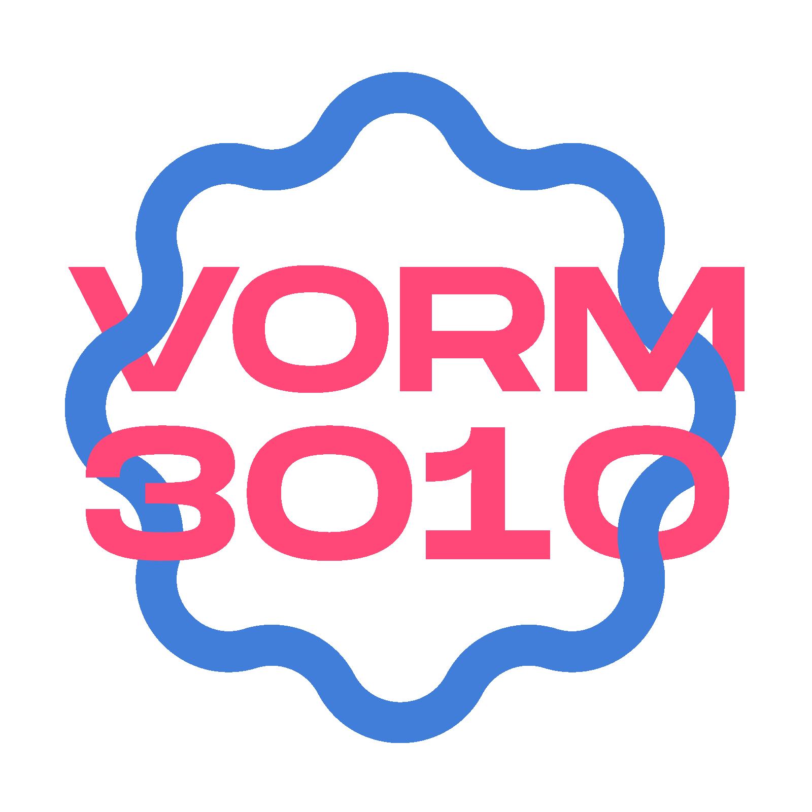 Logo vorm 3010