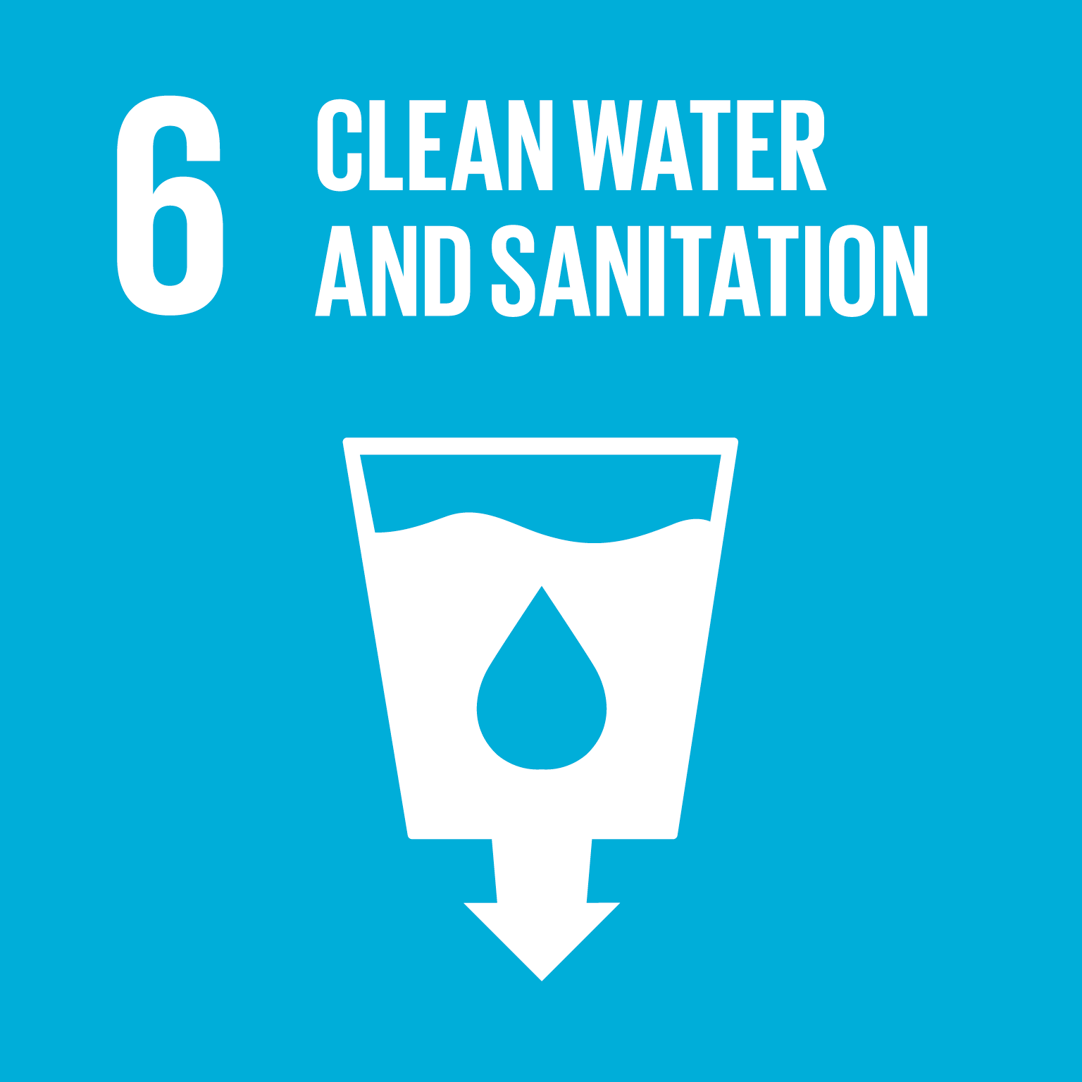Clean Water and Sanitation (6)