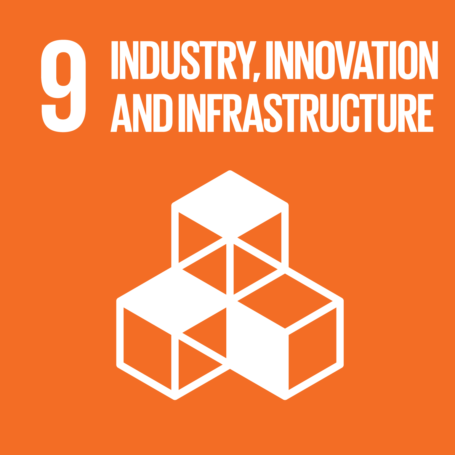 Industry, innovation and infrastructure (9)