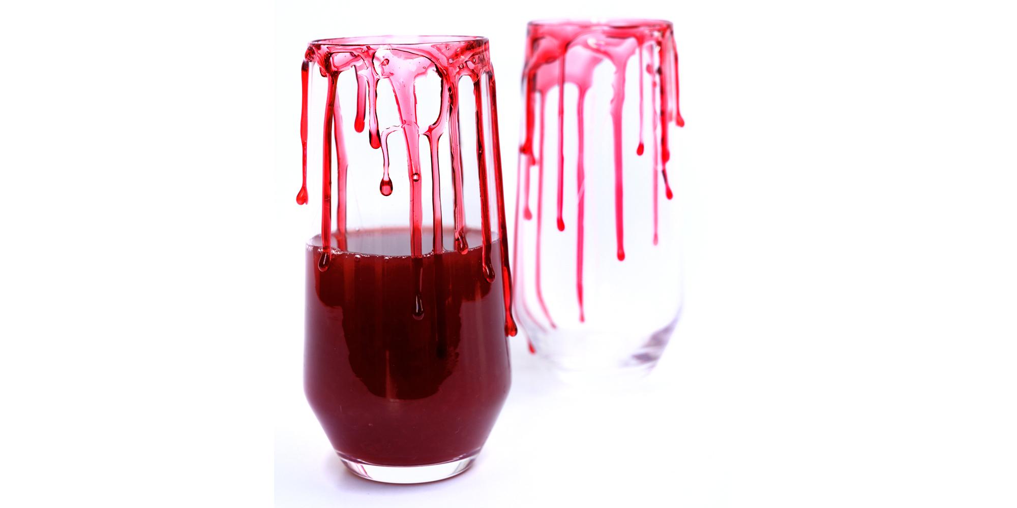 Blodiga glas