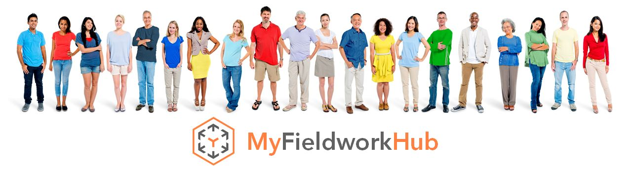 MyFieldworkHub panel form header