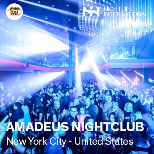 Amadeus Nightclub NYC
