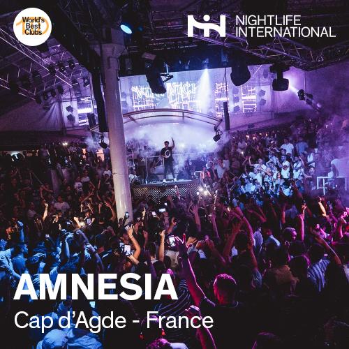 Amnesia Cap d'Agde