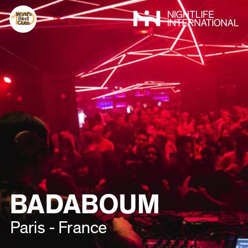 Badaboum Paris