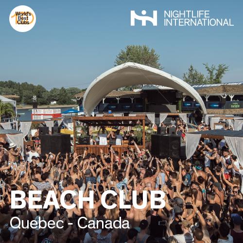 Beach Club Quebec