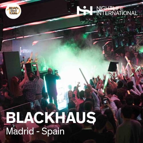 Blackhaus Madrid
