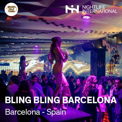 Bling Bling Barcelona