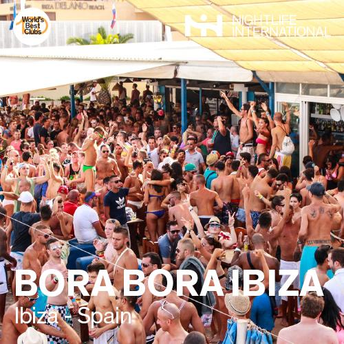 Bora Bora Ibiza