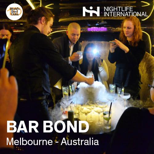 Bar Bond Melbourne