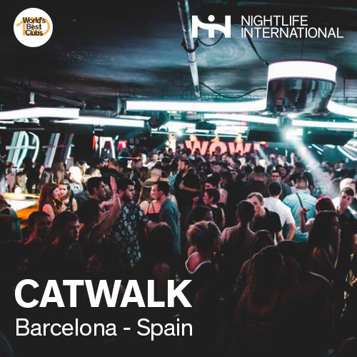 Catwalk Barcelona