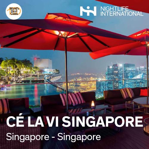 Cé La Vi Singapore