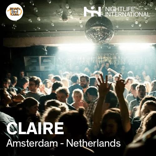 Claire Amsterdam