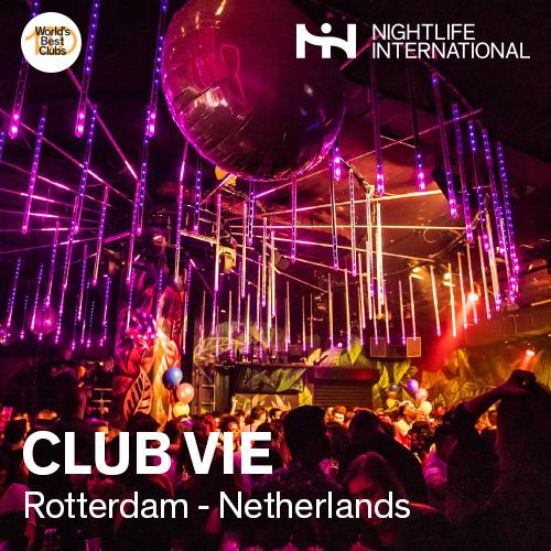 Club Vie Rotterdam