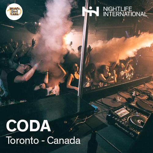 Coda Toronto