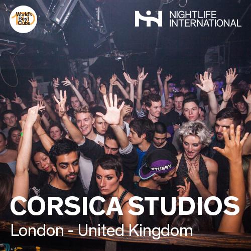 Corsica Studios London