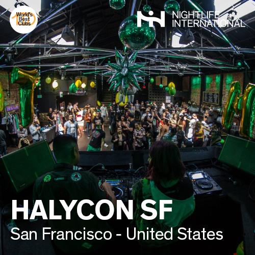 Halycon San Francisco