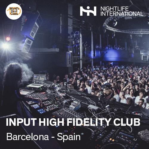 Input High Fidelity Club