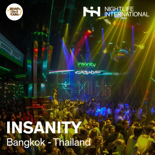Insanity Bangkok