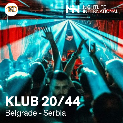 Klub 20/44 Belgrado