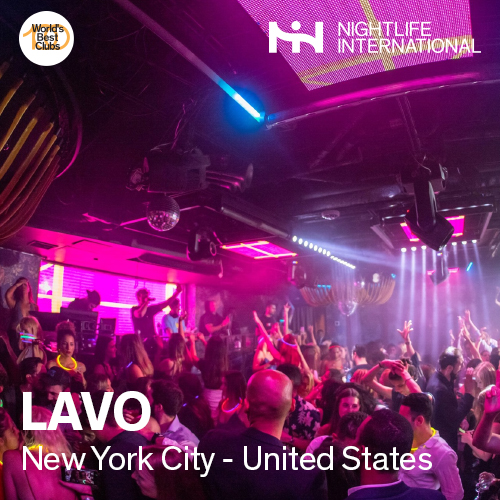 LAVO NYC