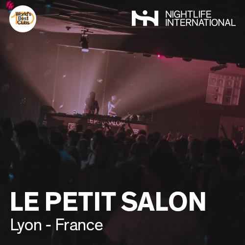 Le Petit Salon Lyon