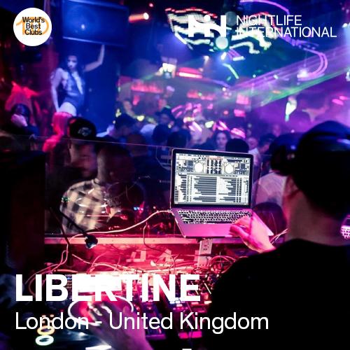Libertine London