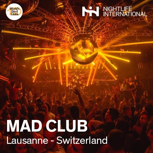 Mad Club Lausanne