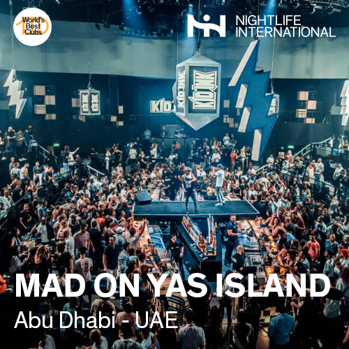 Mad on Yas Island Abu Dhabi
