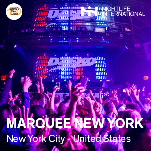 Marquee New York