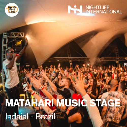 Matahari Music Stage