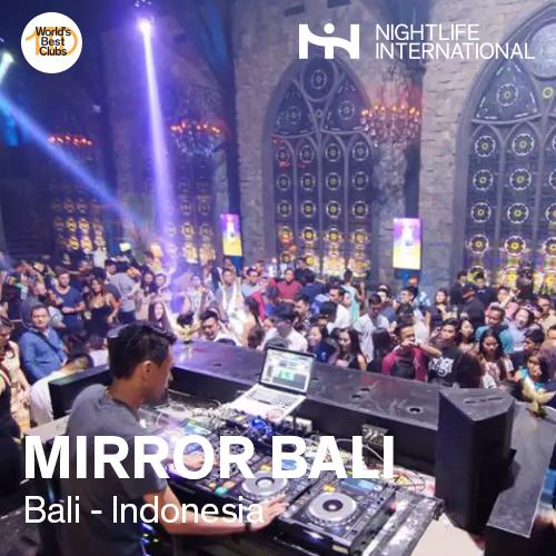 Mirror Bali