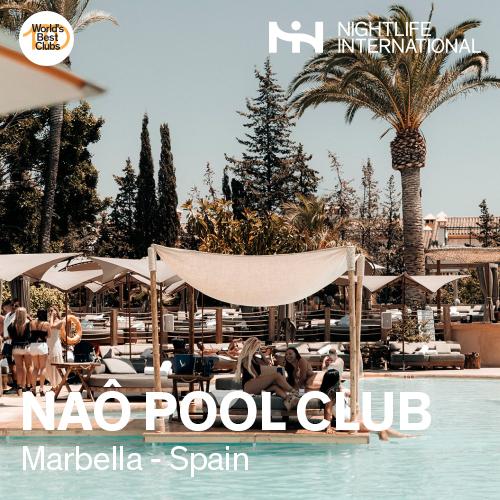Nao Pool Club Marbella