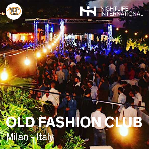 Old Fashion Club Milan