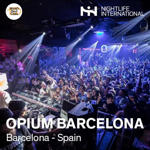 Opium Barcelona