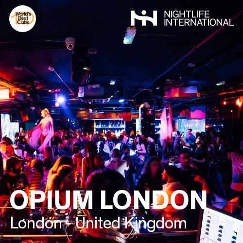 Opium London