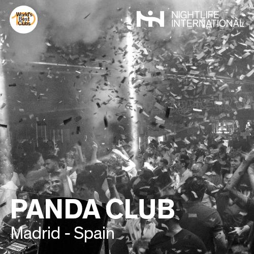 Panda Club Madrid