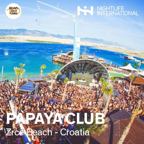 Papaya Club Zrce