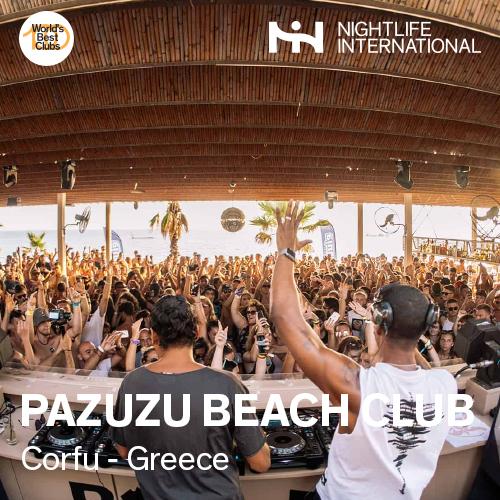 Pazuzu Beach Club