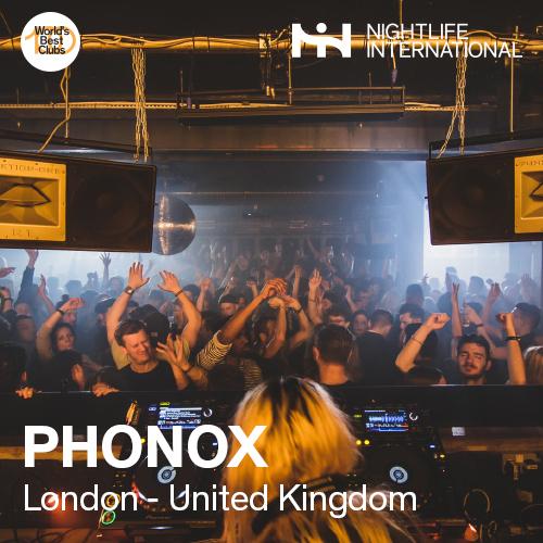 Phonox London