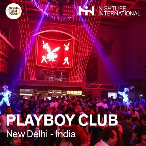 Playboy Club Delhi