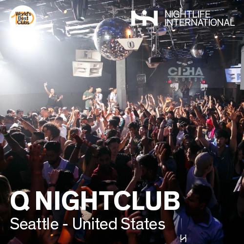 Q Nightclub Seattle
