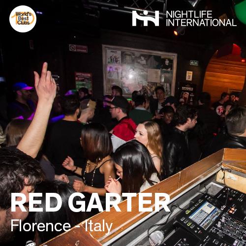 Red Garter Florence