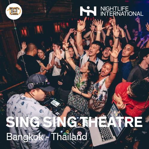Sing Sing Theatre Bangkok