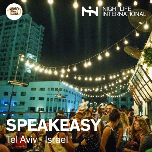 Speakeasy Tel Aviv
