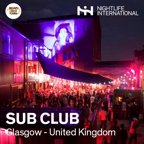 Sub Club Glasgow