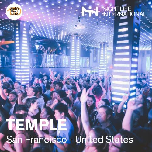 Temple San Francisco