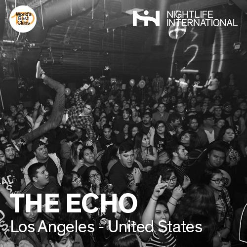 The Echo Los Angeles