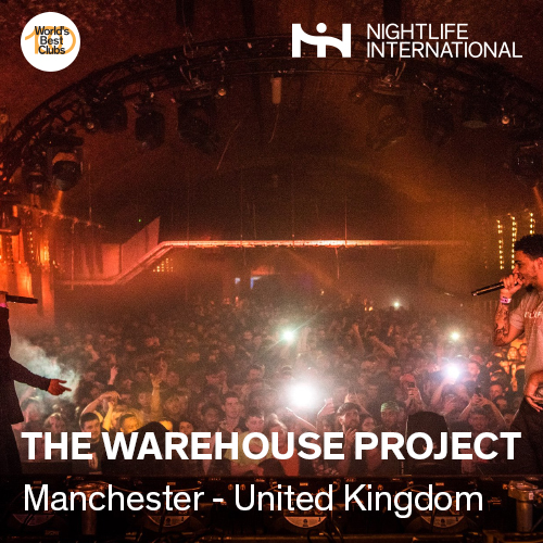 The Warehouse Project Manchester