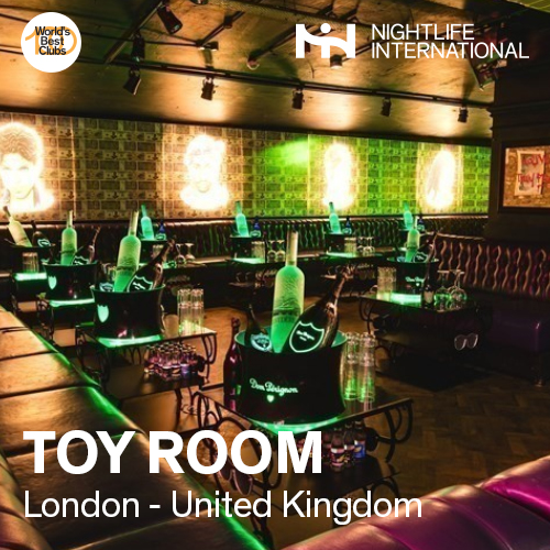 Toy Room London