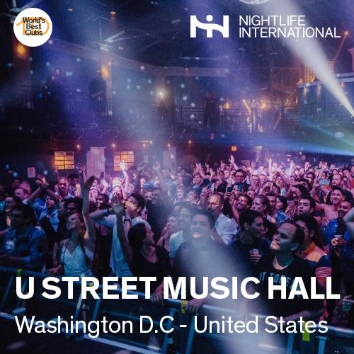U Street Music Hall D.C